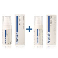 Fountain Think C 25% serum, our most potent anti aging cream