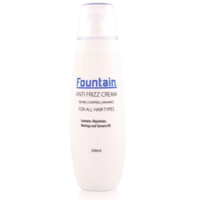 An effective Anti-frizz Cream to control frizzy and flyaway hair