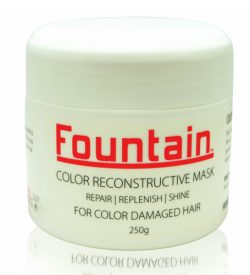 Fountain Color Reconstructive hair mask for color damaged hair