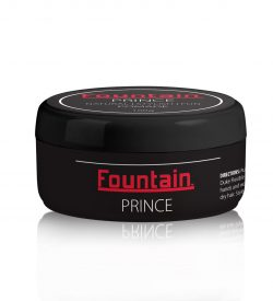 A medium hold pomade for curly and wavy hair.