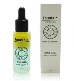 Fountain Timeless VIII Resurfacing skin smoothing treatment