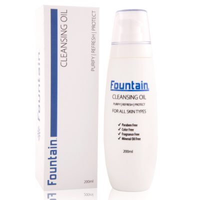 Cleansing Oil Cleansing Oil removes even stubborn makeup